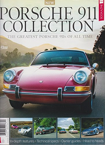 THE PORSCHE 911 COLLECTION Vol.6 UK MAGAZINE, THE GREATEST PORSCHE OF ALL - Priority Time Mail International Usps