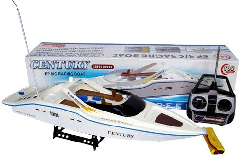 """30"""" RC SYMA Century Boat Radio Remote Control R/C Racing Yacht with Display Stand"""