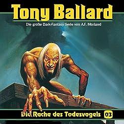 Die Rache des Todesvogels (Tony Ballard 3)