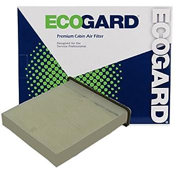 Amazon Com Ecogard Xc26089 Premium Cabin Air Filter Fits