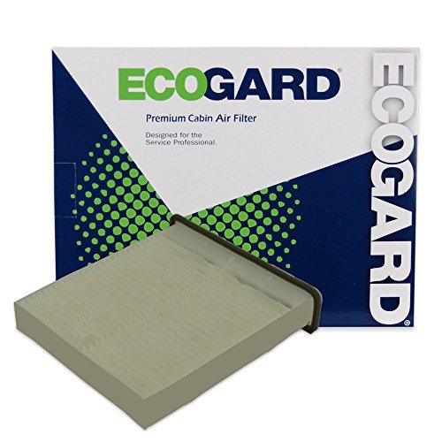 Best Crossover 2009 - ECOGARD XC26089 Premium Cabin Air Filter Fits Suzuki SX4, SX4 Crossover