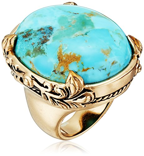 Buy turquoise ring gold
