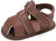 Gaorui Baby Shoes Toddler Boy Girls First Walker Slippers Anti-Slip Sneaker Summer Sandals