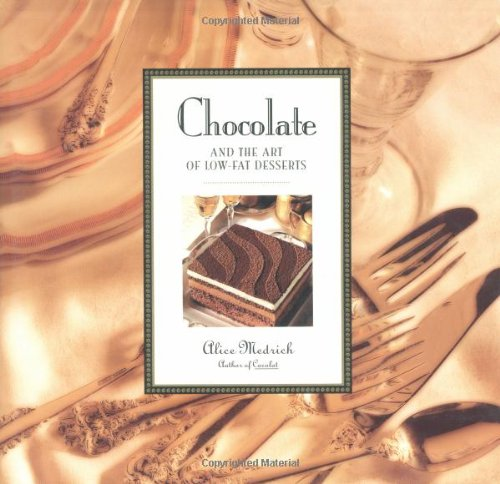 Chocolate and the Art of Low-Fat Desserts - Art Chocolate