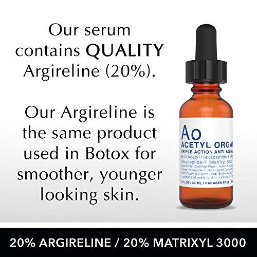PREMIUM-Anti-aging-Serum-with-Argireline-20-Matrixyl-3000-20-Retinyl-Acetate-Vitamin-A-Best-Argireline-Serum-Cream-For-Eyes-Wrinkles-Hyaluronic-Acid-100-Risk-Free-Offer