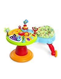 Bright Starts Around We Go 3-in-1 Activity Center Zippity Zoo BOBEBE Online Baby Store From New York to Miami and Los Angeles