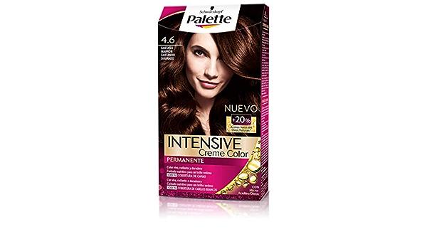 Palette Intense - Tono 4.6 Castaño Marrón - Coloración ...