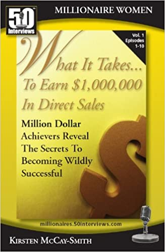 Amazon what it takes earn 1000000 in direct sales to earn 1000000 in direct sales million dollar achievers reveal the secrets to becoming wildly successful in mlm vol 1 ebook susan sly fandeluxe Choice Image