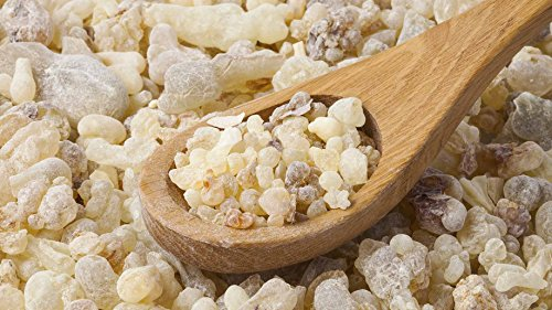 EarthWise 100% Pure Organic Frankincense Resin/Tears - 8oz - by Aromatics - incensecentral.us