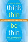 Think Thin, Be Thin, Dianne Hales and Doris Wild Helmering, 0767916964