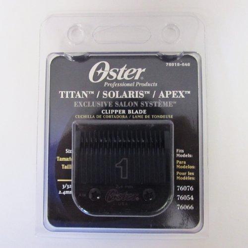 oster clipper blades 1 - 8