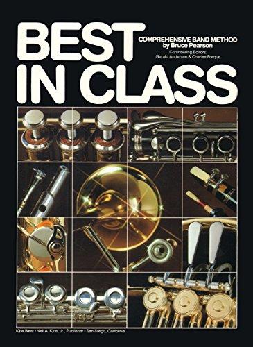 W3XB - Best in Class Book 1 - Tenor Saxophone (The Best Tenor Saxophone)
