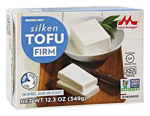 Morinu Norinu Tofu Firm 349g (Pack of 3)