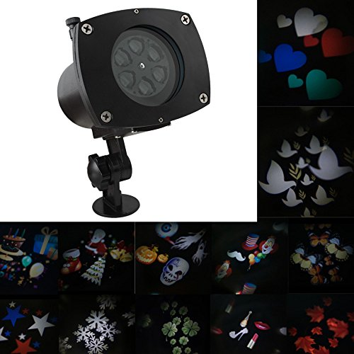 Star Led Light Projector Gadget