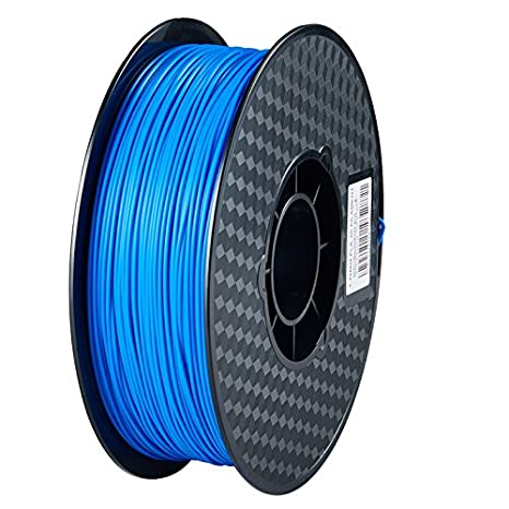 MOrgen Filaments, PLA, 1,75 mm, 1kg (Blu zaffiro) Morgen Technologie