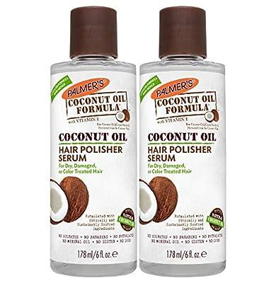 Palmer's Coconut Oil Formula Hair Polisher Serum