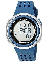 Freestyle Unisex 10019176 FX Trainer Digital Display Japanese Quartz Blue Watch
