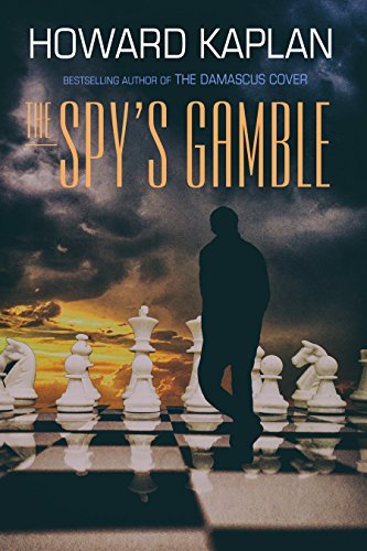 The Spy's Gamble (The Jerusalem Spy Series)