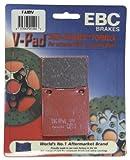 EBC Brakes FA161V Semi Sintered Disc Brake Pad