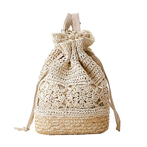 Crochet Drawstring Purse - 6