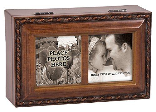 Photo Frame Musical Jewelry Box - 3