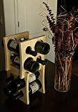 Wine Racks America Ponderosa Pine Nuvo Cube. 7 Stains to Choose From! Review