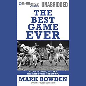 The Best Game Ever Audiobook