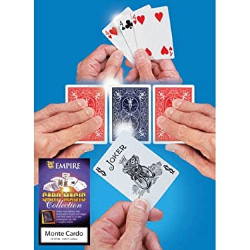 Loftus International Monte Cardo Card Trick Getting Fit 99996038555