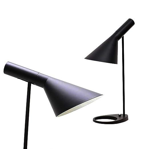 BarcelonaLED Lámpara de escritorio LED de diseño moderno metal ...