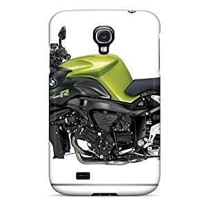 GAwilliam Spu118iKqI Case For Galaxy S4 With Nice Bmw K 1200 R 2008 Green Appearance
