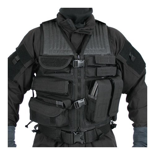 BLACKHAWK! Omega Phalanx Homeland Security Vest