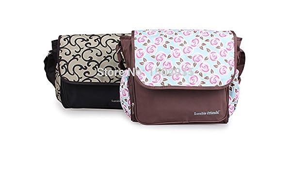 Amazon.com : HIGH QUALITY mummy mom nappy bags bolsa de bebe ...