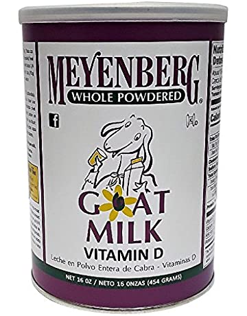 Meyenberg Canned Powdered Whole Goat Milk, Gluten Free, Soy Free, 16 Ounce