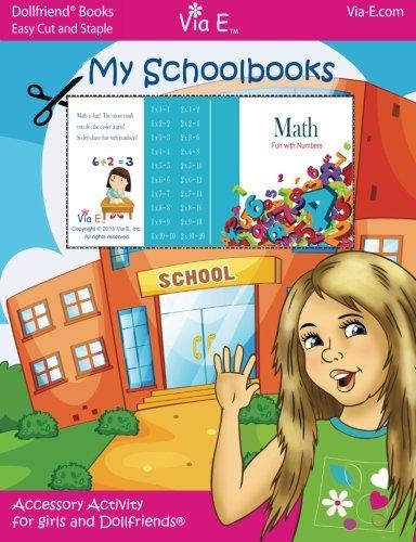 Download My Schoolbooks: Dollfriend(R) Book-making Activity pdf