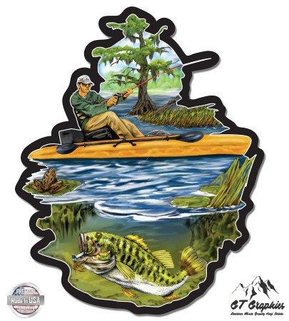 - Kayak Fisherman Bass - 5