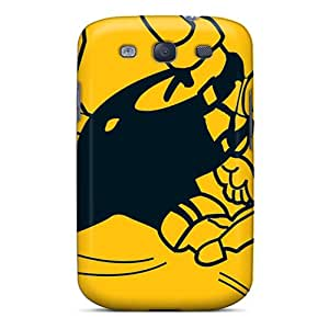 Defender Case With Nice Appearance (pittsburgh Steelers) For Galaxy S3