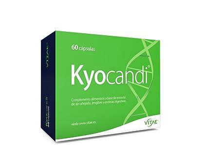 Vitae Kyocandi Complemento Alimenticio - 60 Cápsulas: Amazon ...