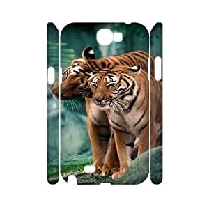 R-A-Y-N9076279 3D Art Print Design Phone Back Case Customized Hard Shell Protection Samsung Galaxy Note 2 N7100