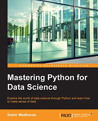 Download Mastering Python for Data Science Pdf