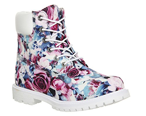 Exclusive Stiefel Premium FTB 6in Damen Boot Floral 10361 W Timberland FaA4q