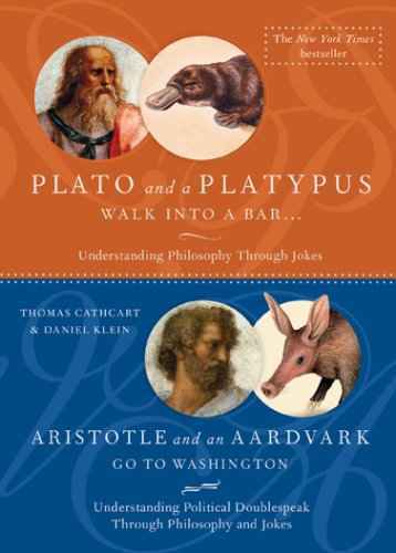 Plato and a Platypus / Aristotle and an Aardvark Boxed Set (Plato And A Platypus Walk Into A Bar)