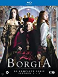 Borgia (Complete Series 1-3) - 10-Disc Box Set ( Borgia - Complete Series One, Two & Three ) [ Blu-Ray, Reg.A/B/C Import - Netherlands ]