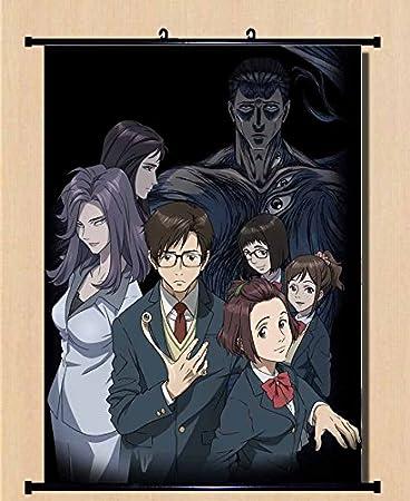 Amazon.com: Anime Parasyte MIGI Home Decor Wall Scroll Poster ...