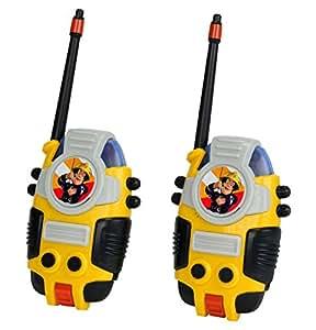 Simba 203099611 - Walkie Talkie Fireman Sam [Alemán Edition]