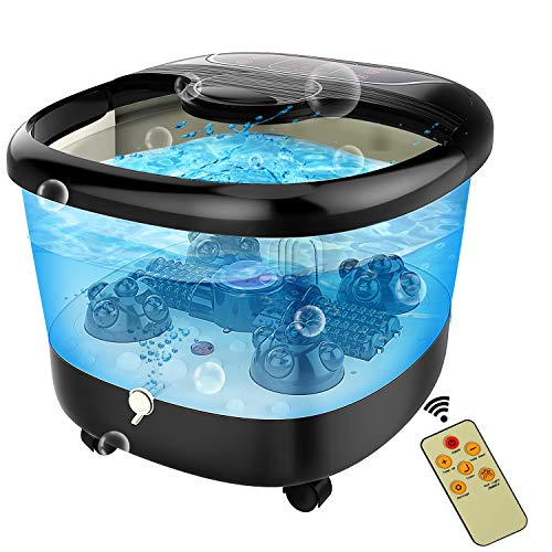 10 best foot tub with heat and massage for 2020