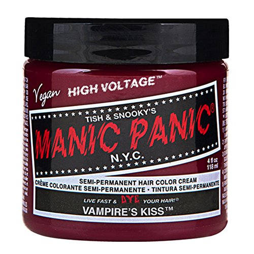 Vampires Kiss Red Manic Panic 4 Oz Hair Dye