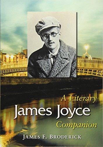 James Joyce: A Literary Companion (McFarland Literary Companions)