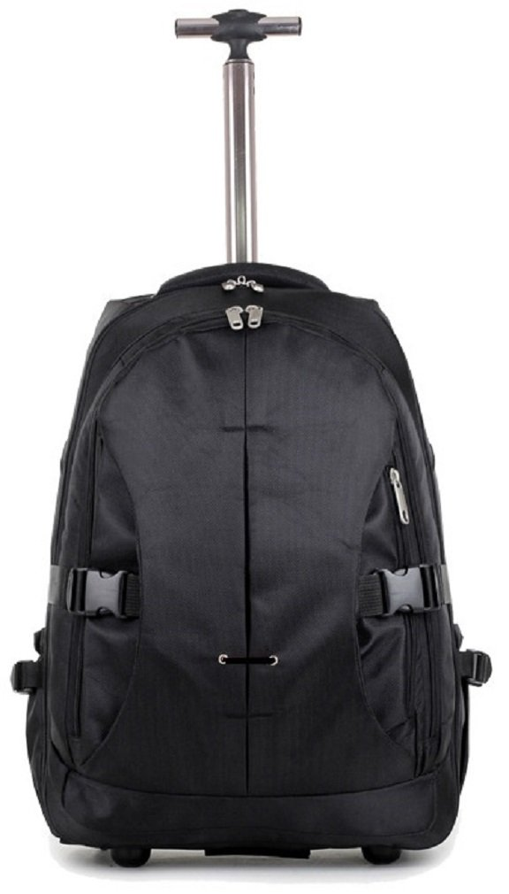 High Quality EasyJet/Ryanair approved Wheeled Laptop Backpack cabin on board, Fits 15