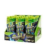 Green Gobbler Dissolve Liquid Hair & Grease Clog Remover Drain Opener Drain Cleaner Toilet Clog Remover - 12 Bottle Case