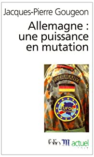 Book's Cover ofAllemagne : Une puissance en mutation